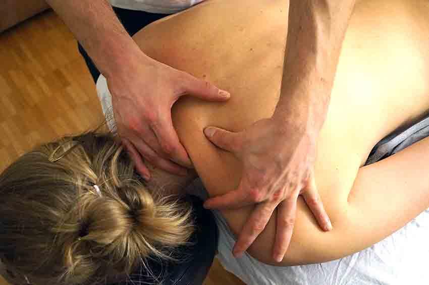 Myofasziale Triggerpunkttherapie